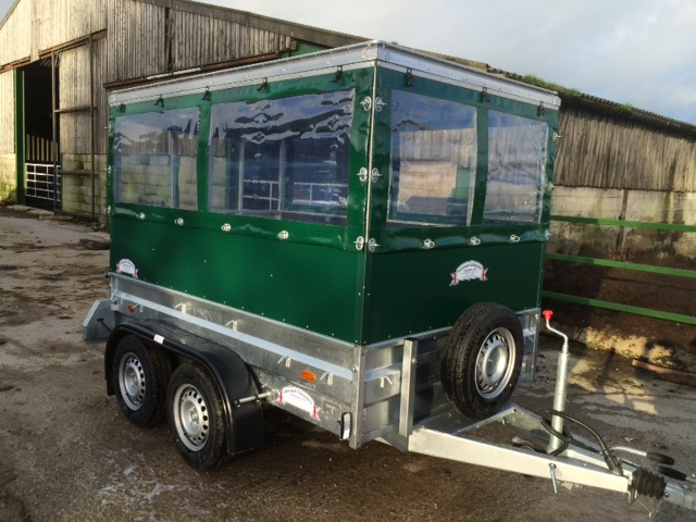 Original AT CAMPERS EXPEDITION TRAILER TENT 2012 For Sale  LROcom UK