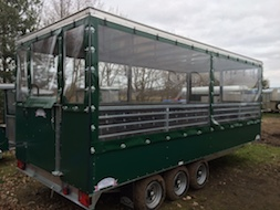 Tractor Drawn (TDL) Access Trailer